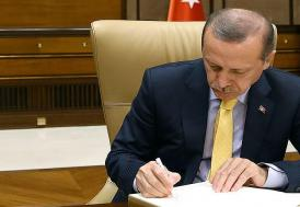 Cumhurbaşkanı Erdoğan yeni borç yapılandırma kanunlarını onayladı