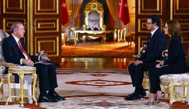 Cumhurbaşkanı Erdoğan: Sen daha demokrasiyi anlamamışsın