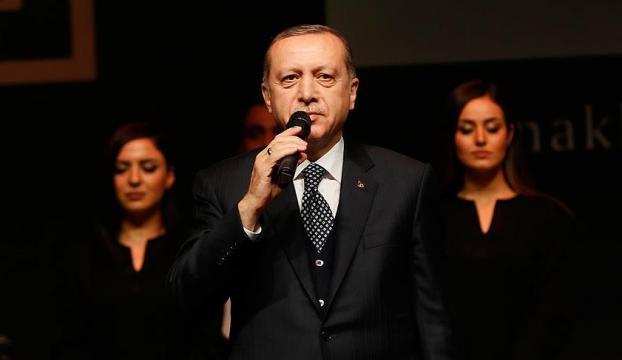 Cumhurbaşkanı Erdoğan : Müzik Üniversitesi kuracağız!