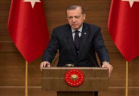 Erdoğan: Türkiye itilecek kakılacak bir ülke değildir