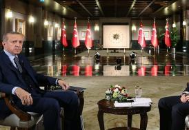 Cumhurbaşkanı Erdoğan: Steinmeier'a teessüf ediyorum.