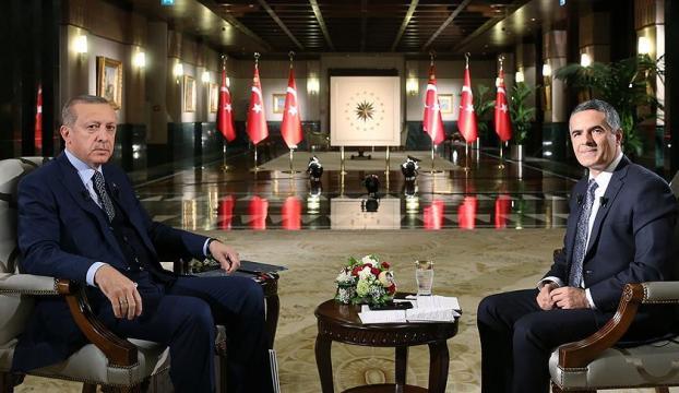 Cumhurbaşkanı Erdoğan: Steinmeiera teessüf ediyorum.