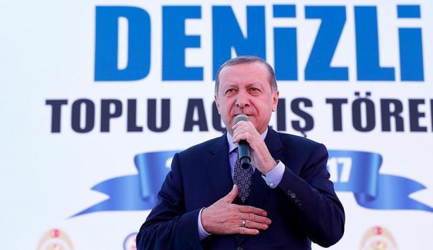 Erdoğan: Partim beni aday yaparsa o zaman beraber yürürüz