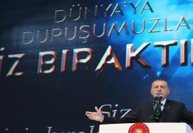 """""""Kılıçdaroğlu sen Atatürk Havalimanı'nda kaçıyordun"""""""