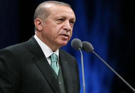 Cumhurbaşkanı Erdoğan: 2053 vizyonumuz yeni kızıl elmamız haline dönüşmüştür