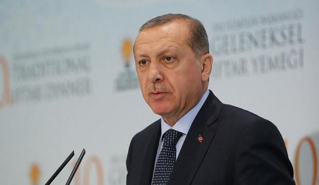 Erdoğan: Katara karşı başlatılan yaptırımları doğru bulmuyoruz