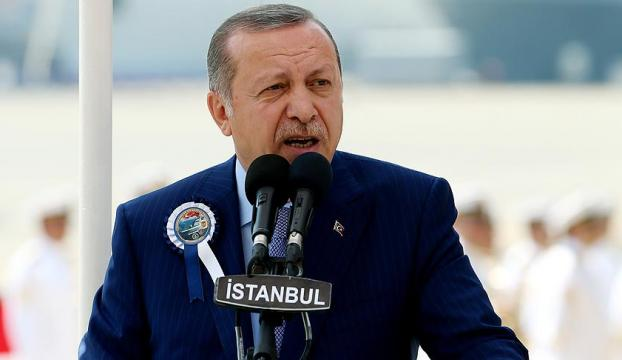 Cumhurbaşkanı Erdoğan: İnşallah biz uçak gemimizi de yapacağız