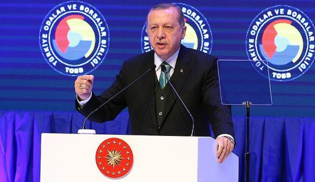 Cumhurbaşkanı Erdoğan: OHALin sınırlarını biz belirleriz