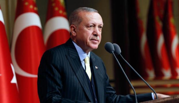 Cumhurbaşkanı Erdoğan: Ben milletimin cumhurbaşkanı olarak seçildim