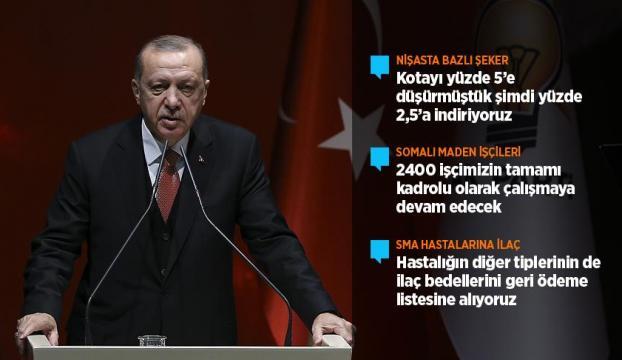 Cumhurbaşkanı Erdoğan: CHP hiçbir zaman milli iradeye saygı duymamıştır