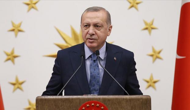 Cumhurbaşkanı Erdoğan: Güçlü milletler güçlü ailelerden oluşur