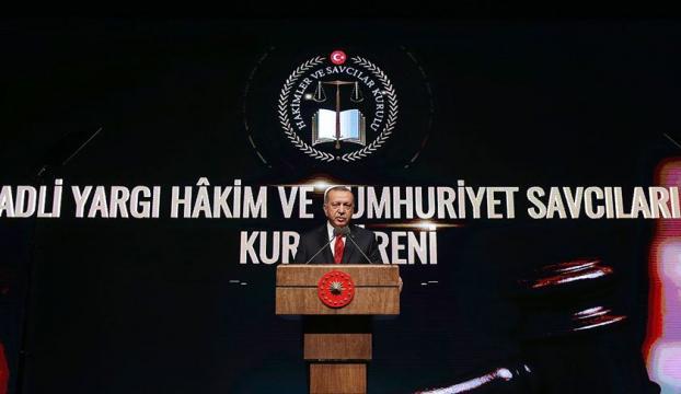 Cumhurbaşkanı Erdoğan: Türkiyenin bir daha kötü günlere dönmesine izin vermeyeceğiz