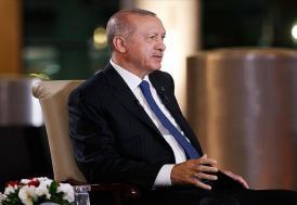 Erdoğan'dan şehit ailesine başsağlığı telgrafı