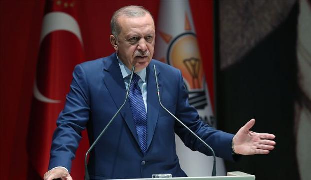 Cumhurbaşkanı Erdoğan : Kapıları açmak zorunda kalırız!