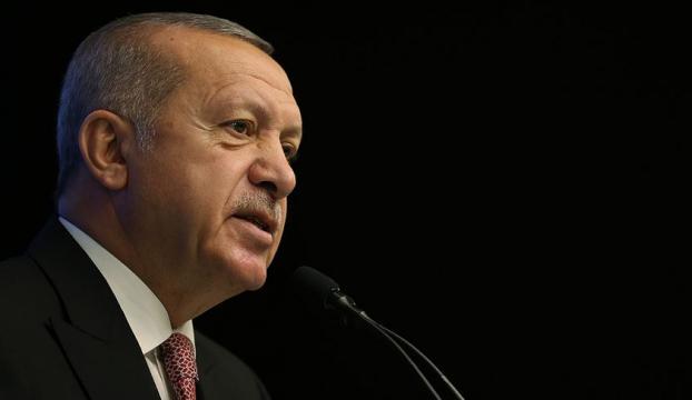 """Erdoğan'dan """"Kıbrıs'ta Son Söz Paneli""""ne mesaj"""