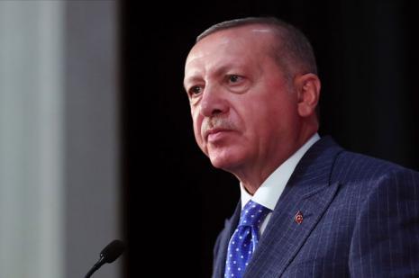 Cumhurbaşkanı Erdoğan, Tekirdağ'ın kurtuluş yıl dönümünü kutladı