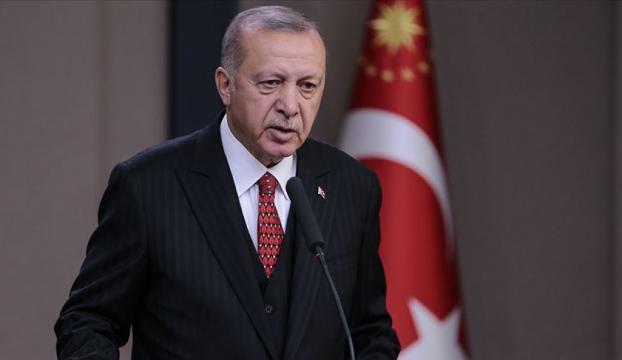 Cumhurbaşkanı Erdoğan: ABDnin bölgeden çekilme süreci başladı