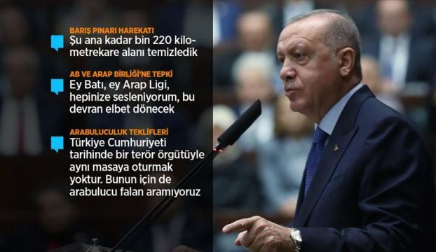 """""""Teröristler güvenli bölgeden çıktığında harekat sona erer"""""""