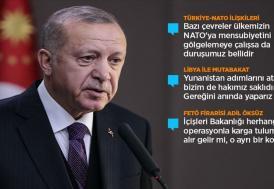 """""""NATO'nun kendini güncellemesi kaçınılmazdır"""""""