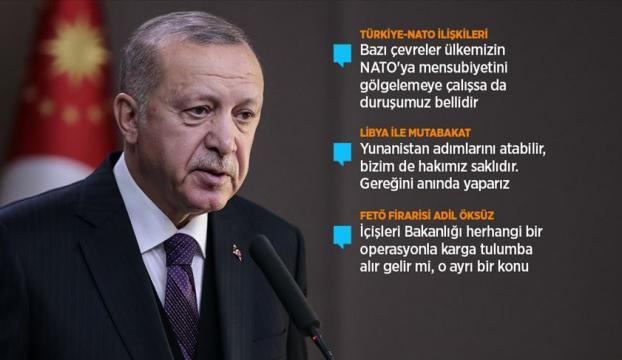 """""""NATOnun kendini güncellemesi kaçınılmazdır"""""""