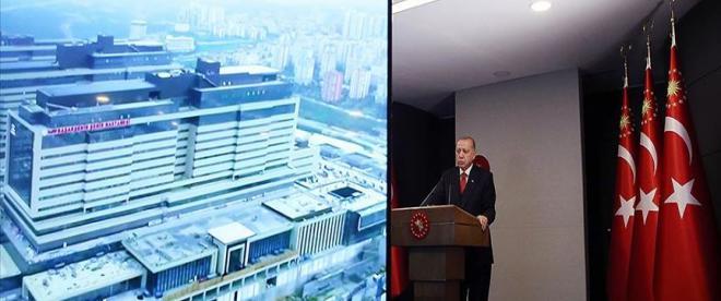 Cumhurbaşkanı Erdoğan: Türkiye kendi ayakları üzerinde durarak gücünü göstermiştir