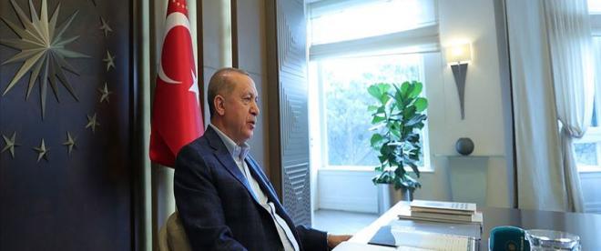 Cumhurbaşkanı Erdoğan: Önümüzde milletimizle gönül bağımızı güçlendirmek için 3 yıllık bir vakit var