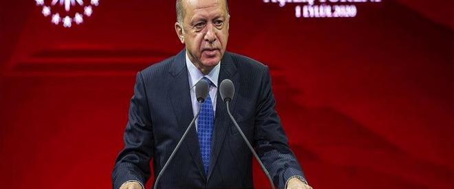 Cumhurbaşkanı Erdoğan: Doğu Akdenizdeki, Egedeki faaliyetlerimizin özünde hak ve adalet arayışı vardır