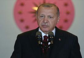 Cumhurbaşkanı Erdoğan, Telegram ve BiP uygulamasından bugünkü mesaisini paylaştı