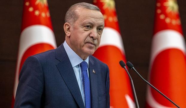 Cumhurbaşkanı Erdoğan: Amacımız ülkemizi dördüncü sanayi devrimi ürün ve teknolojilerinin üssü haline getirmek