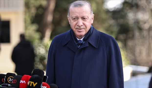 Cumhurbaşkanı Erdoğan: Bu işi bir daha Gezi olaylarıyla aynı yere getiremeyecekler