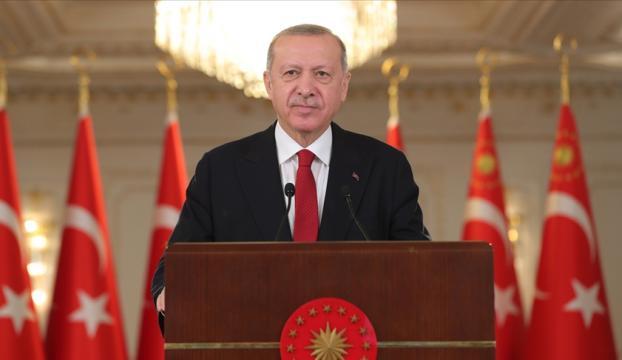 Cumhurbaşkanı Erdoğan: Suriyede barış ve istikrarın yeniden tesisi Batının Türkiyeyi desteklemesine bağlı