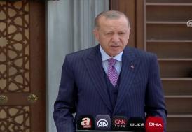 Cumhurbaşkanı Erdoğan, Afganistan göçmenleri hakkında açıklama yaptı