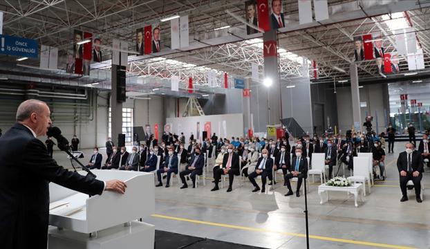 Erdoğan: İHA filomuzu dünyanın 1 numarası haline getireceğiz