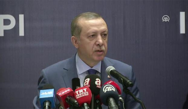 Erdoğan El Babdan sonraki hedefi açıkladı