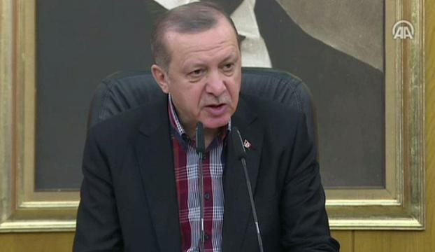 Erdoğan: 16 Nisan, 15 Temmuzun cevabı olacaktır