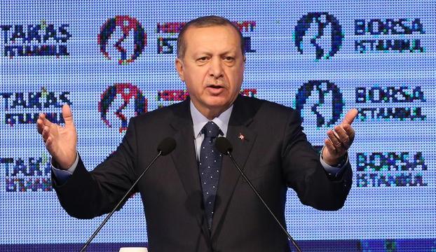 Cumhurbaşkanı Erdoğan: Milletimiz ekonomisine sahip çıkıyor