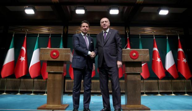 """""""Libyada ateşkes anlaşması imzalanmasını temenni ediyorum"""""""