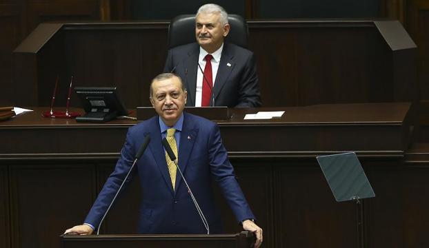Cumhurbaşkanı Erdoğan: Şehit ve gazilerin iadeiitibarları temin edilecek