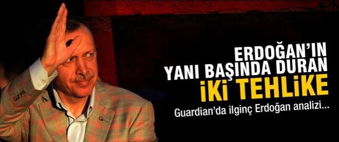 Erdoğan'ın başındaki en büyük tehlike