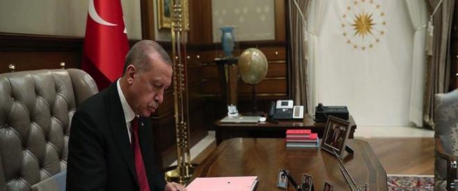 Cumhurbaşkanı Erdoğandan suç mağdurları için kararname