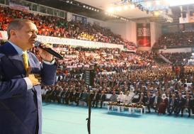 Erdoğan: 998 gün sonra 'nerede kalmıştık' diyerek bir aradayız