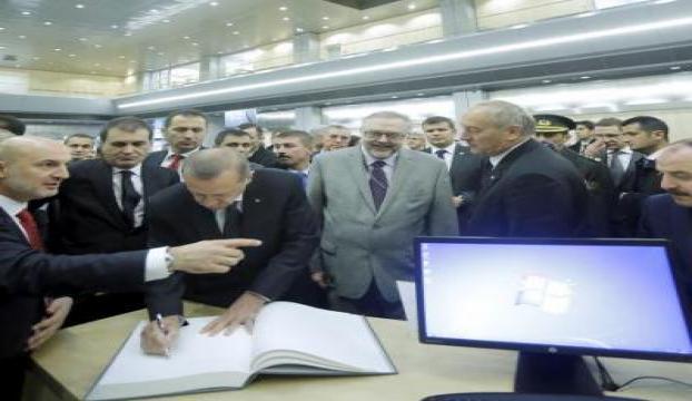 Erdoğanın Letonya ziyareti sürüyor