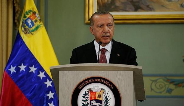 """""""Venezuelada 2 FETÖ okulu Maarif vakfına devredildi"""""""