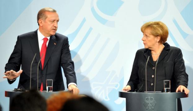 Cumhurbaşkanı Erdoğan, Almanya Başbakanı Merkel ile görüşecek