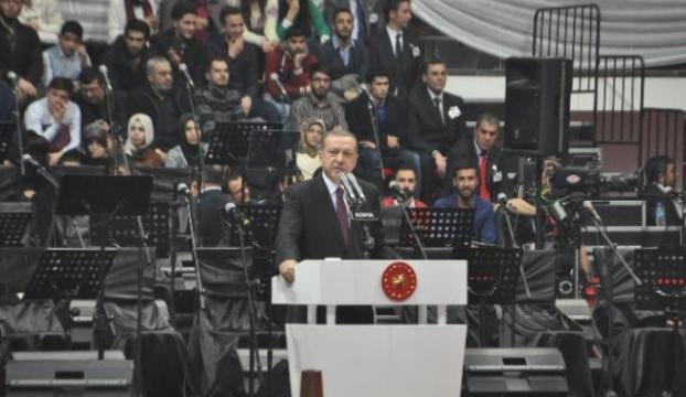 """Erdoğan: """"Mevlana uyarmıştı"""""""