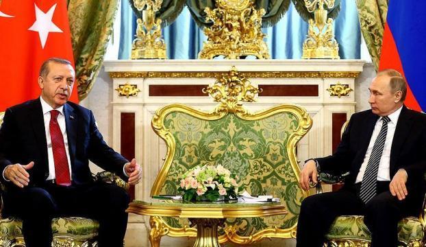 Erdoğan-Putin arasındaki kritik görüşme sona erdi