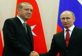 Erdoğan ile Putin telefonla görüştü