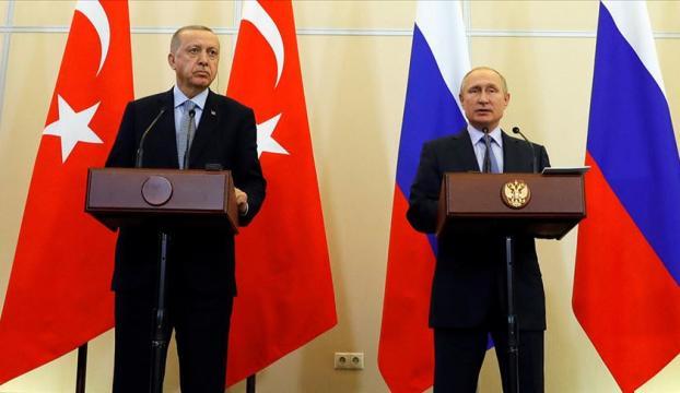 """İletişim Başkanı Altun : """"Putin ve Erdoğan en kısa sürede yüz yüze görüşecekler"""""""