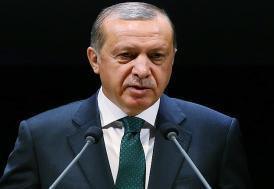 """Cumhurbaşkanı Erdoğan'dan """"Topyekün müdele"""" mesajı"""