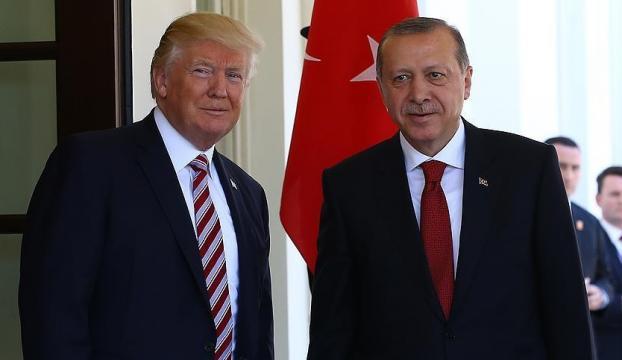 Trump ile Erdoğan ile telefonda görüşecek
